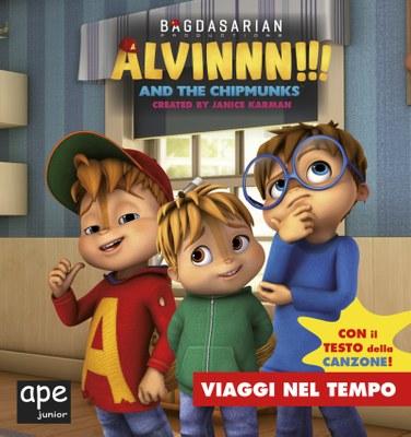 Alvin. Viaggi nel tempo
