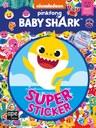 Baby Shark Super sticker