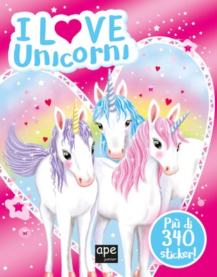 I LOVE Unicorni