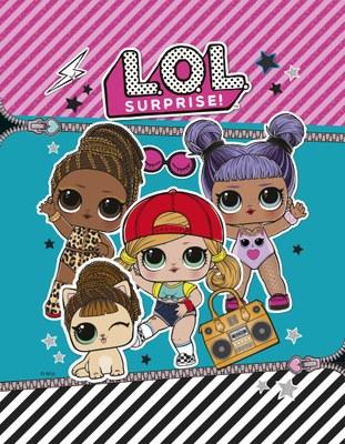 L.O.L .Surprise Tin box