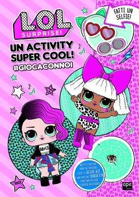 L.O.L. Un activity super cool!