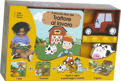 Little Village La fattoria e i suoi trattori