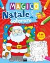 Magico Natale da colorare