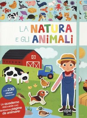 Natura e animali. Con quaderno