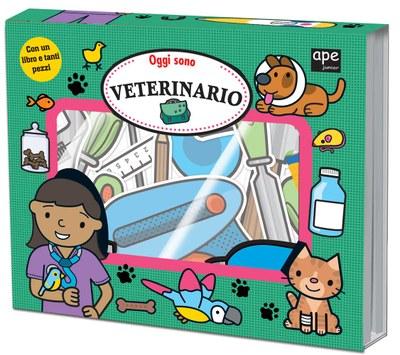 Oggi sono veterinario. Ediz. illustrata. Con gadget