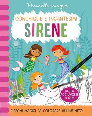 Pennelli magici - Sirene