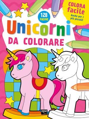 Unicorni da colorare