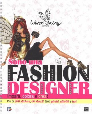 Winx sono una fashion designer